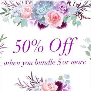 50% off bundle